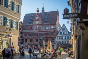 About the City: Tübingen